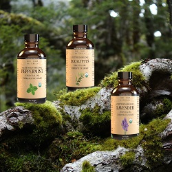 certified organic oils by mary tylor naturals