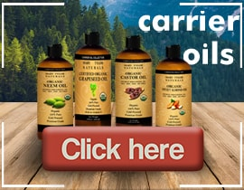 Carrier oils by mary tylor naturals