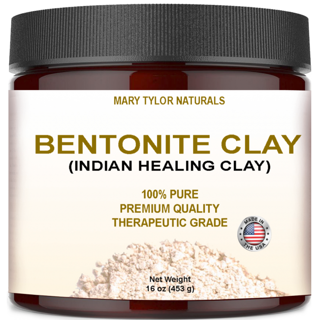 Amazing Skin Care Secrets using Bentonite Clay