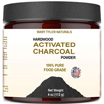 Activated Charcoal Powder can reactivate your healthy smile.