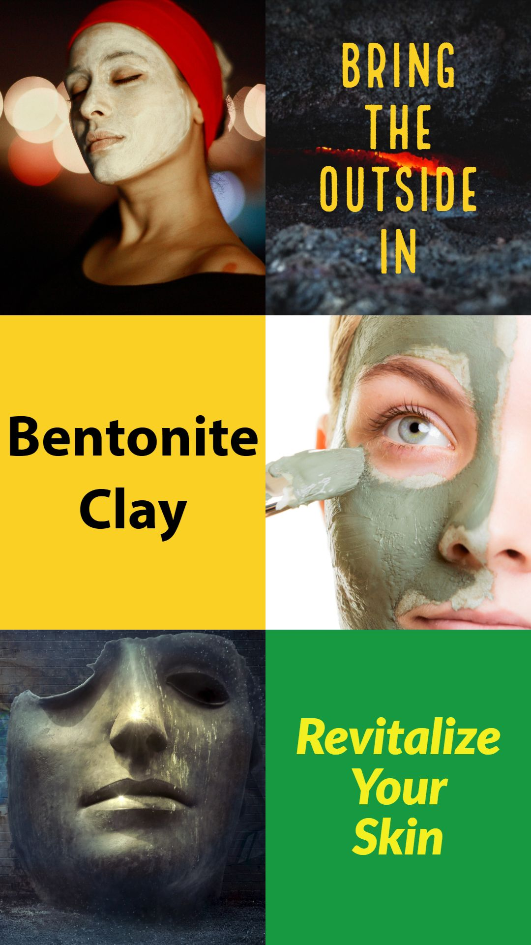 Benotnite Clay - What is it and How is it used.