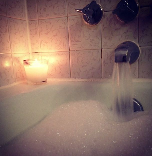 How to Bathe your Way to Better Health