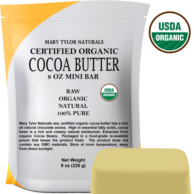 What is Cocoa Butter and Why You Should Be Using It