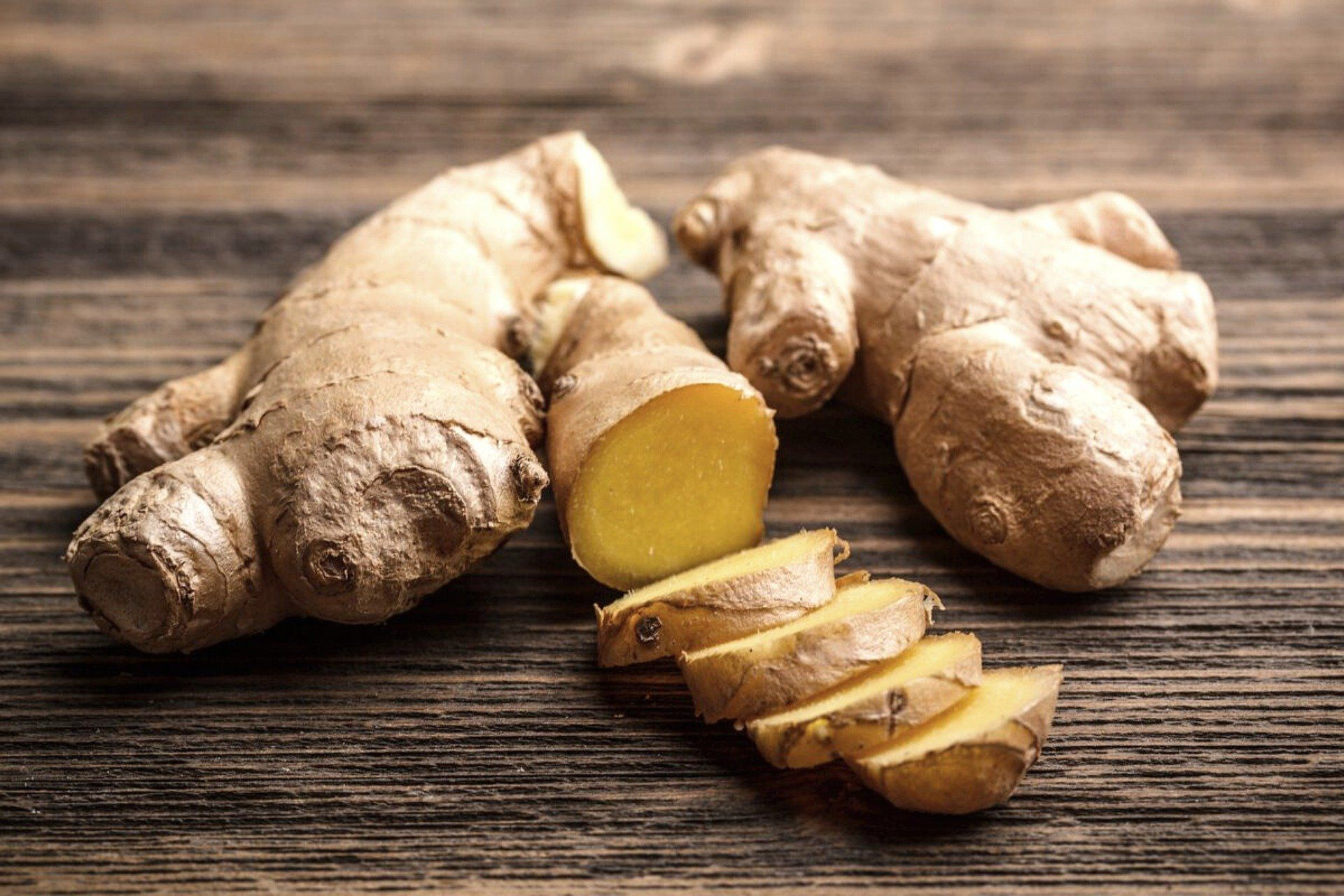 Explaining Essential Oils- Ginger