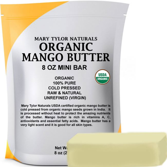 Tropical Skin Care Secret: Mango Butter!