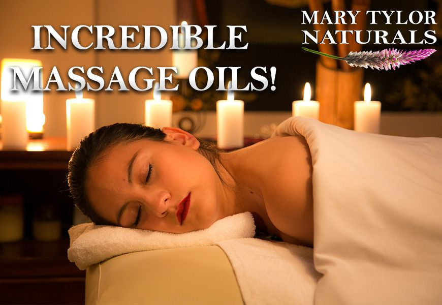 Incredible Massage Oils you need to try!