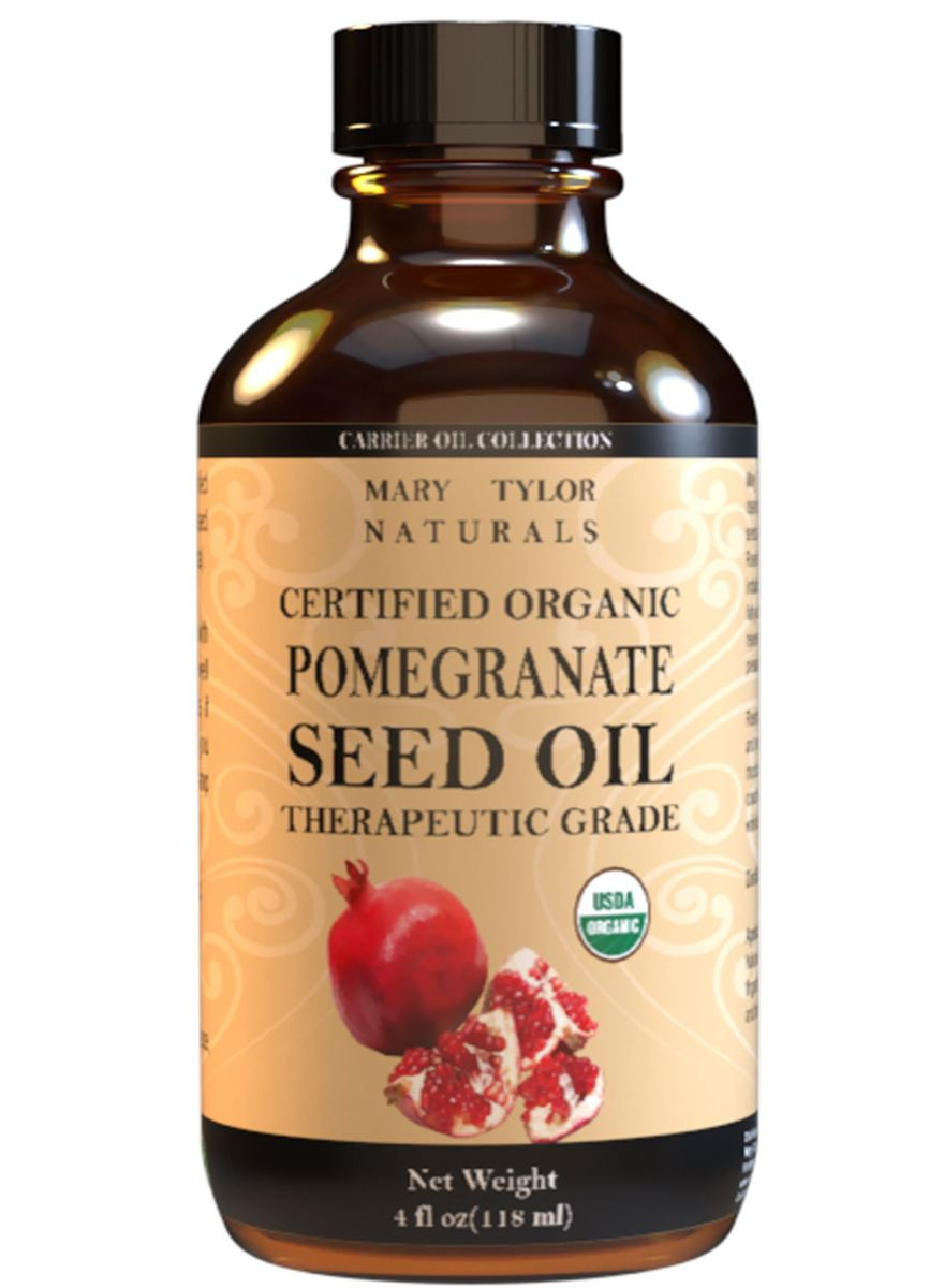 Benefits of Pomegranate Seed Oil