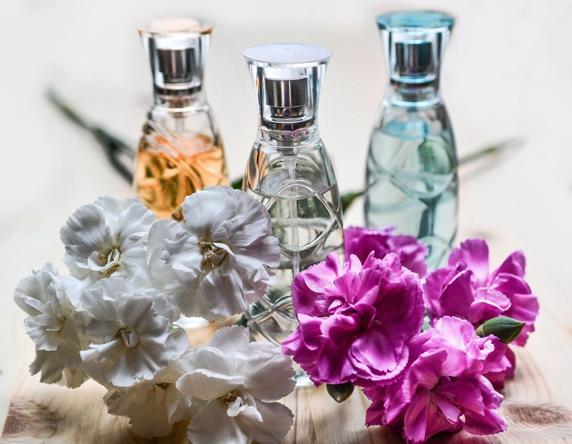 Perfectly Natural Perfume Recipes