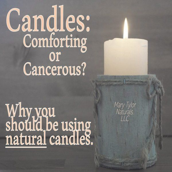 Candles: Comforting or Cancerous?