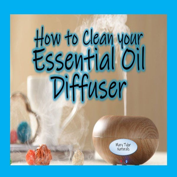 Proper Essential Oil Diffuser Care