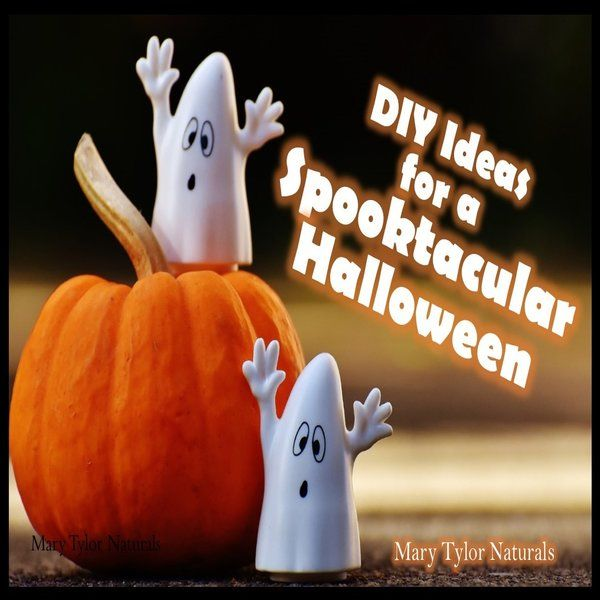 DIY Ideas for a Spooktacular Halloween