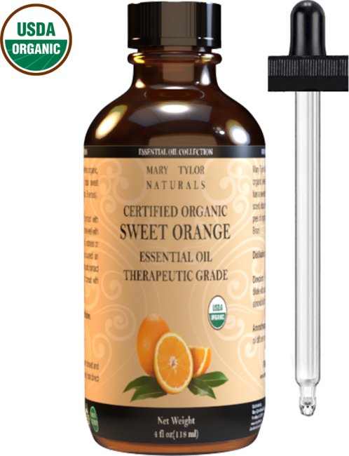 Explaining Essential Oils- Sweet Orange