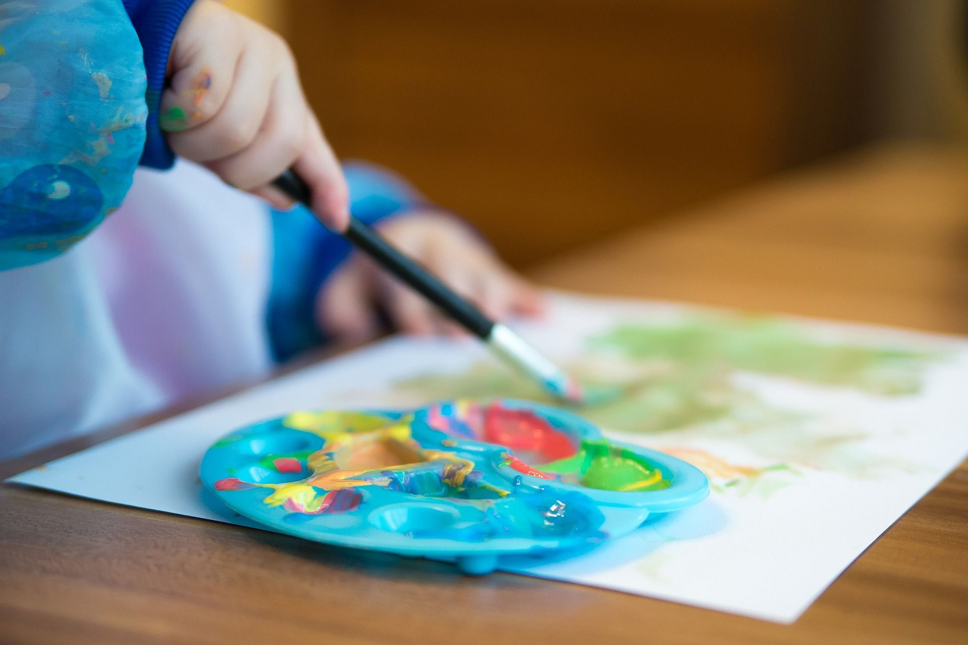 DIY Crafting with Kids