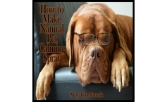 Natural Pet Calming Spray