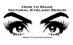 How to Make Natural Eye Serum